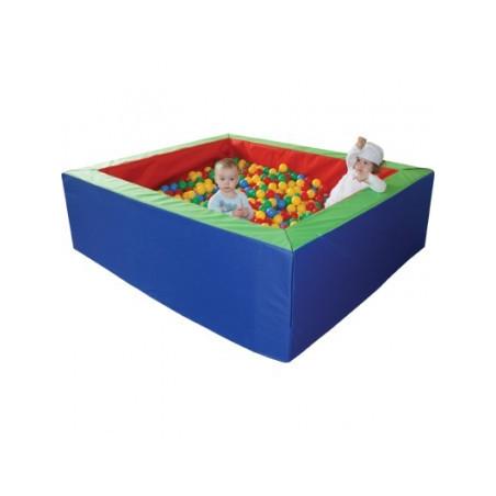 Suchy basen 250 cm x 200 cm x 50 cm bez piłek