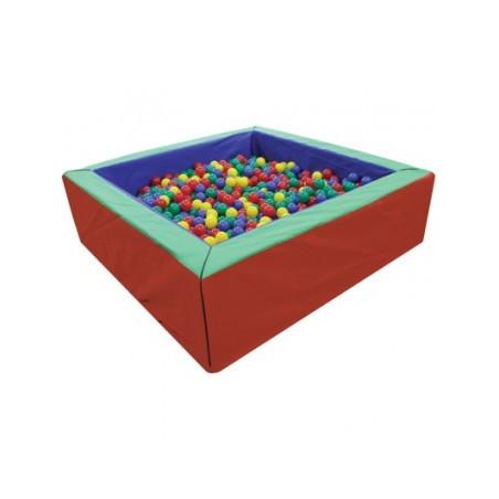 Suchy basen 250 cm x 250 cm bez piłek