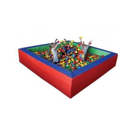 Suchy basen 300 cm x 200 cm x 60 cm bez piłek