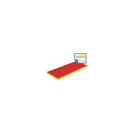 Materac pojedynczy miękki 200/120/5 cm