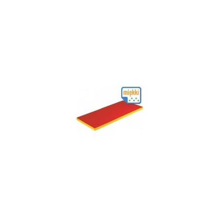 Materac pojedynczy miękki 200/60/10 cm