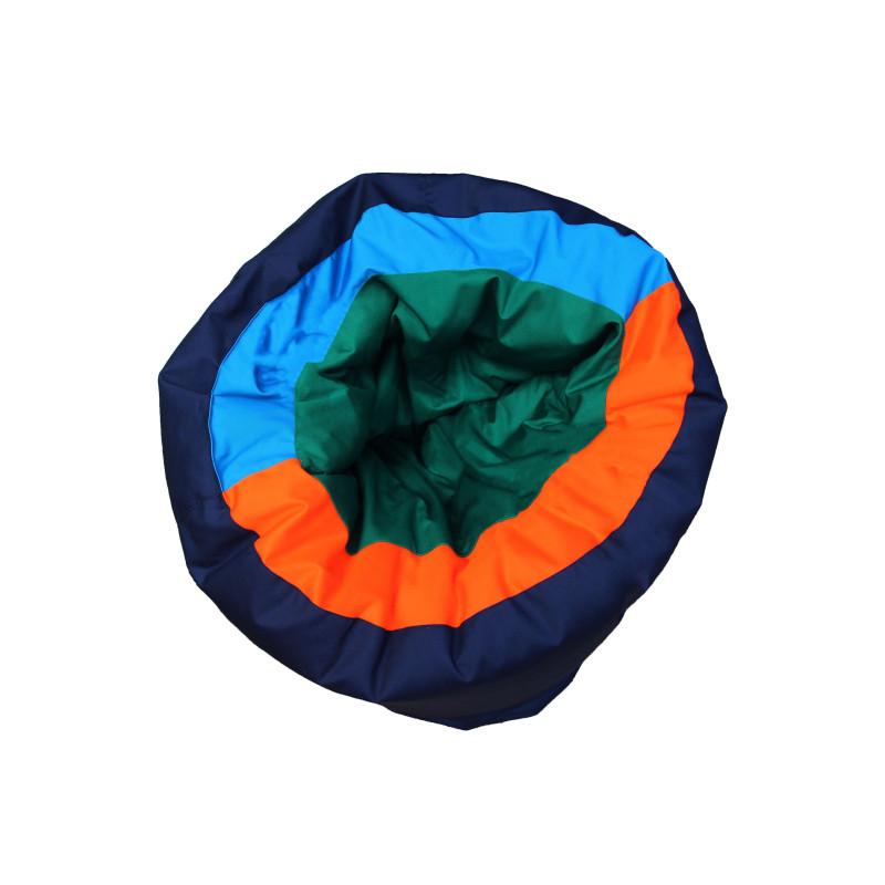 Tunel sensoryczny (pufa, rozmiar S) - pomoc do terapii Integracji Sensorycznej