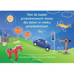 Test do badań przesiewowych mowy dla dzieci w wieku przedszkolnym