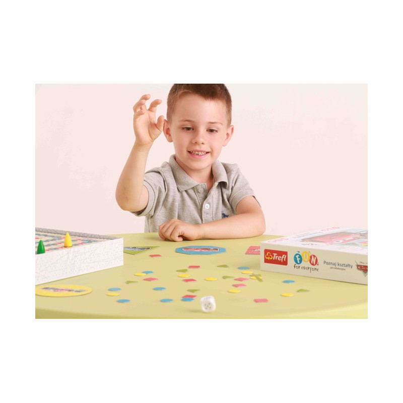 Poznaj kształty - gra edukacyjna