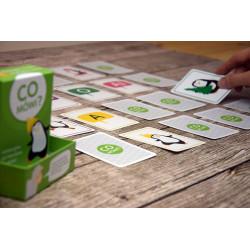 Edukacyjna gra karciana dla dzieci - Co mówi? Samogłoski i onomatopeje