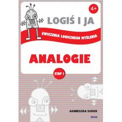Logiś i ja. Ćwiczenia logicznego myślenia. Analogie - Etap I