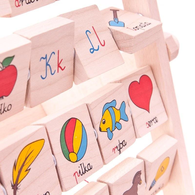 Alfabet pisany