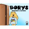 Borys - Niedźwiedź w sweterku. Układanka logiczna