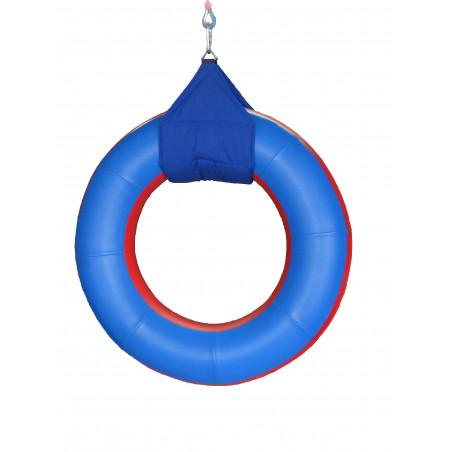Huśtawka opona - sprzęt do integracji sensorycznej. Pomoc SI