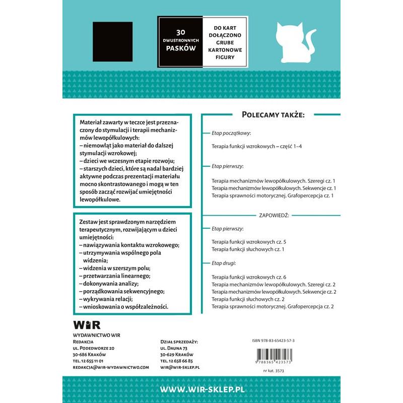 WCZESNE WSPOMAGANIE ROZWOJU: Terapia mechanizmów lewopółkulowych. Sekwencje [cz.1]