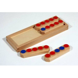 Statki matematyczne - gra matematyczna i logiczna