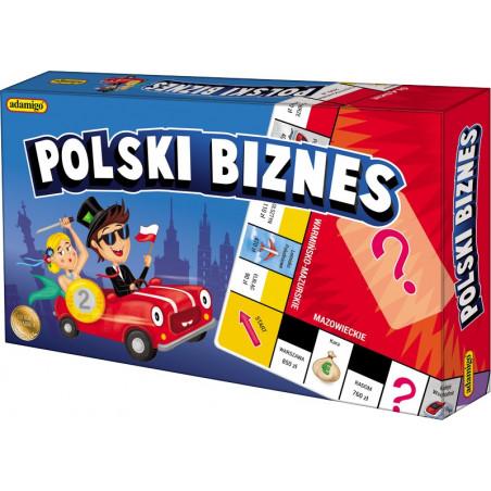 Polski Biznes. Strategiczna gra planszowa
