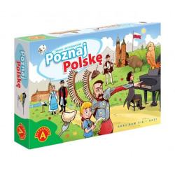 Poznaj Polskę. Gry edukacyjne