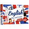 English: Play and Learn. Gra edukacyjna do nauki języka angielskiego