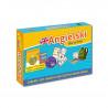 Pakiet Angielski dla ucznia 6+ (książka + karty z zagadkami + CD z bajką)
