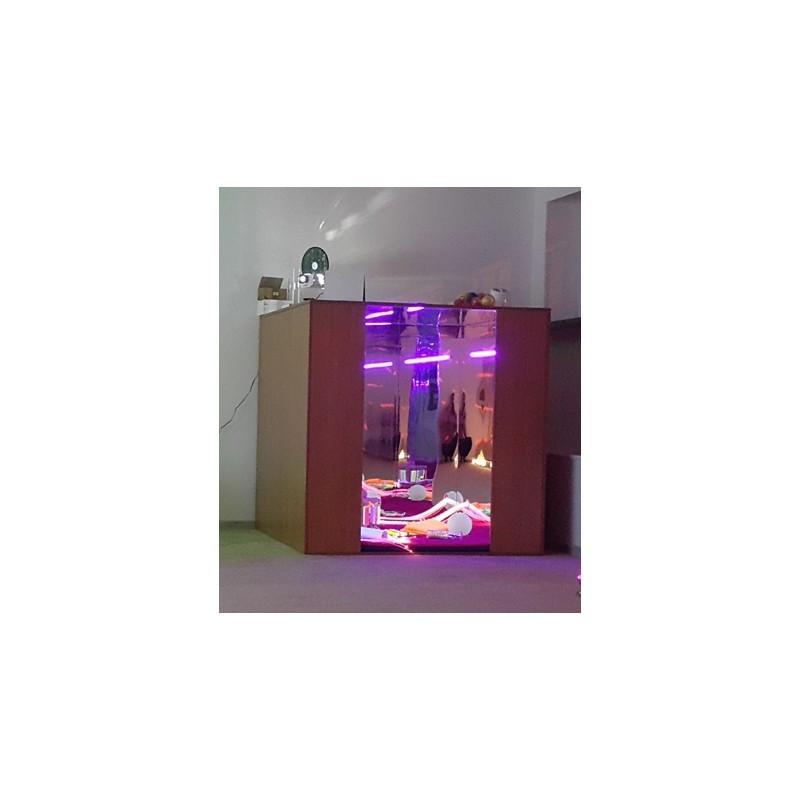 Domek lustrzany (bez wyposażenia)