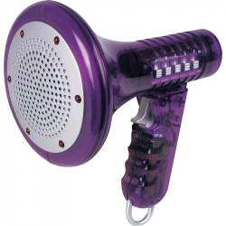 Megafon (modyfikator) do ćwiczeń i modulacji głosu - duży