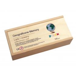 Geograficzne memory Lądy i oceany na Ziemi