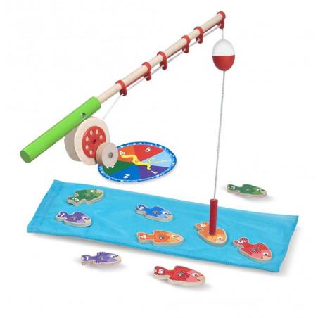Łowienie rybek w stawie - mega gra zręcznościowa