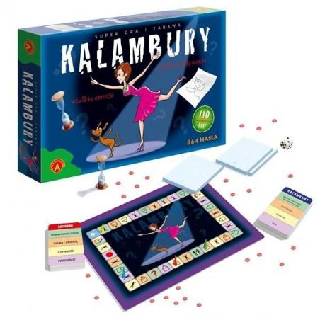 Kalambury. Gra towarzyska dla dzieci i dorosłych