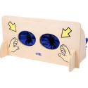 Zmysłowe pudełko. Pomoc sensoryczna