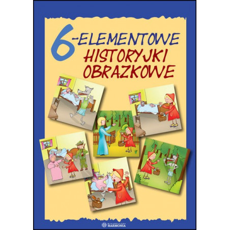 6-elementowe historyjki obrazkowe