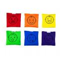 Woreczki sensoryczne - Emocje