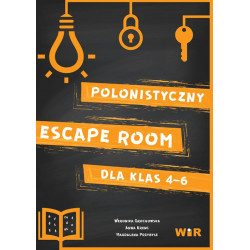 Polonistyczny Escape Room dla klas 4-6