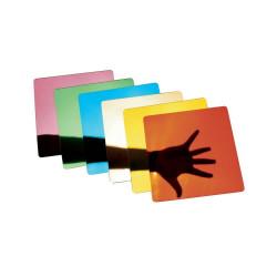 Kolorowe sensoryczne lusterka