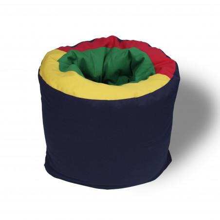 Tunel sensoryczny (pufa, rozmiar M) - pomoc do terapii Integracji Sensorycznej