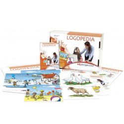 Logopedia podstawowa. Multimedialny program diagnostyczno-terapeutyczny (4 - 6 lat)