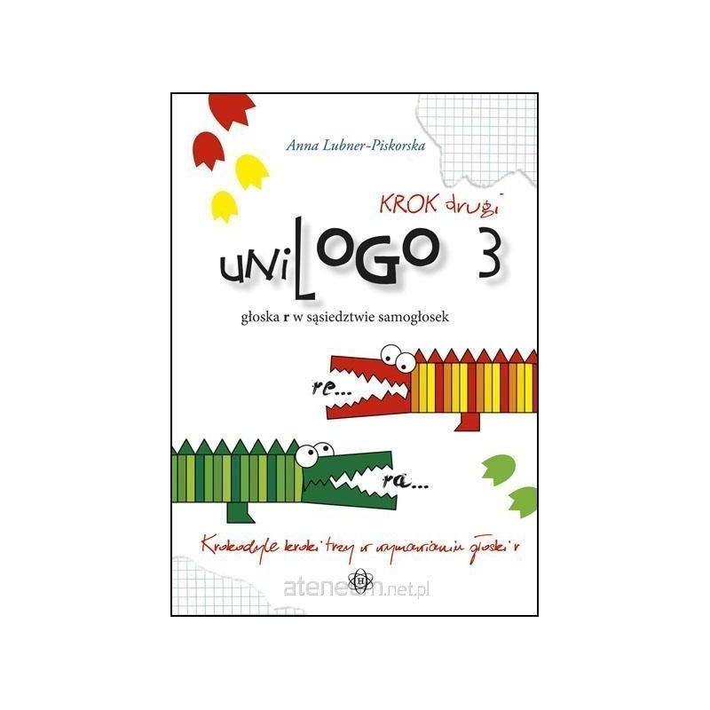 uniLOGO 2 - Wyrazy w obrazkach - Zestaw kart do terapii głosek trzech szeregów