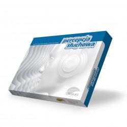 PERCEPCJA SŁUCHOWA - Książeczka + CD