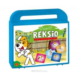 Pamięć Reksio w walizce