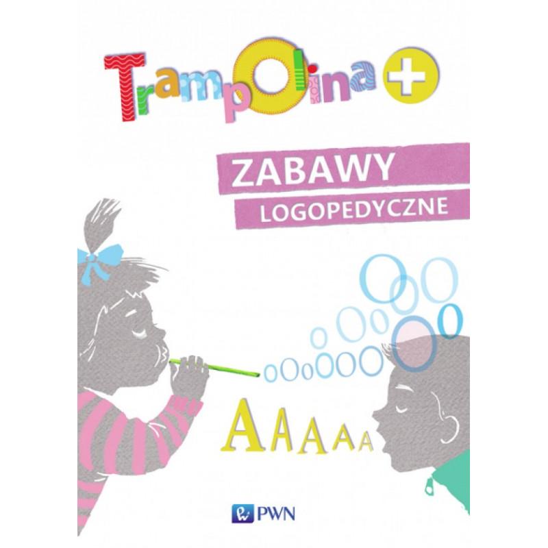 Trampolina +. Zabawy logopedyczne