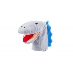 Pacynka logopedyczna Dino