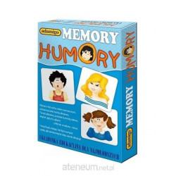 Memory Humory (pamięć, spostrzegawczość, refleks). Gra edukacyjna i terapeutyczna