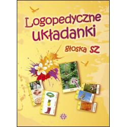 Logopedyczne układanki - głoska SZ