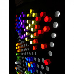 Mega Tablica Kolorowa Ściana