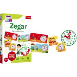 Gra edukacyjna Zegar