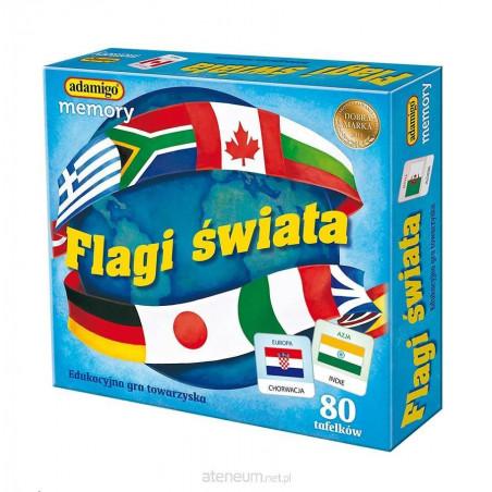 Memory Flagi świata