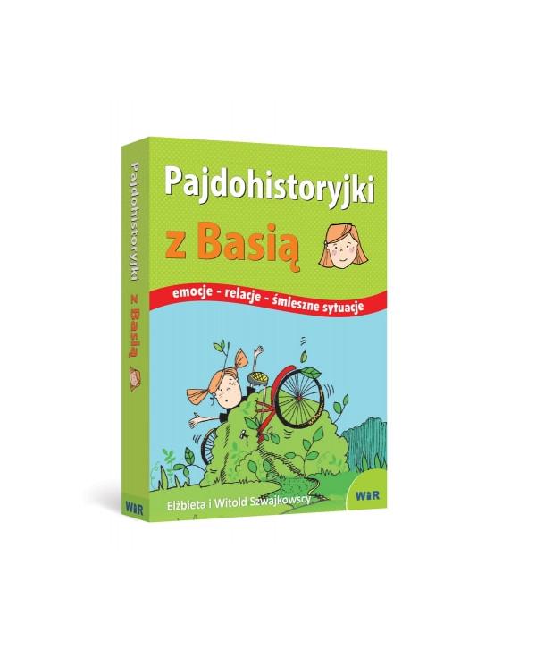 Pajdohistoryjki - pomoc logopedyczna dla dzieci