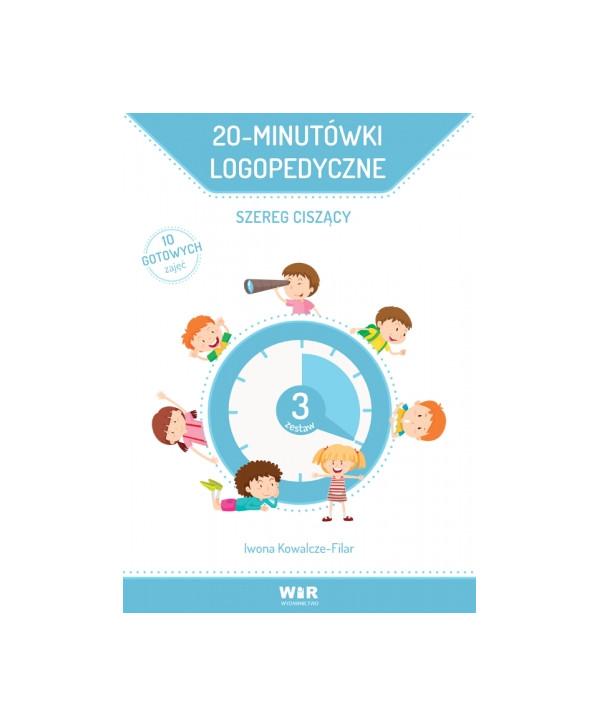 20 minutówki logopedyczne to pomoc do terapii logopedycznej