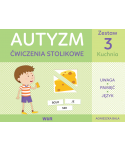 Zestaw ćwiczeń dla dzieci z autyzmem