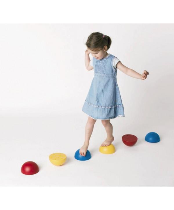 Ścieżka sensoryczna - półkule równoważne