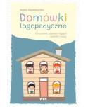 Domówki logopedyczne - okładka