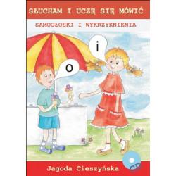 Słucham i uczę się mówić - Samogłoski i wykrzyknienia